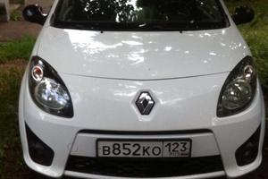 Автомобиль Renault Twingo, хорошее состояние, 2009 года выпуска, цена 225 000 руб., Краснодар