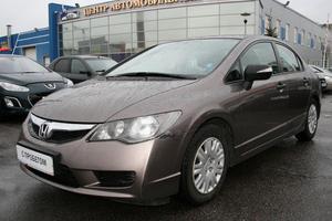 Авто Honda Civic, 2010 года выпуска, цена 555 000 руб., Санкт-Петербург