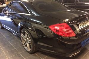 Автомобиль Mercedes-Benz CL-Класс, отличное состояние, 2007 года выпуска, цена 1 800 000 руб., Раменское