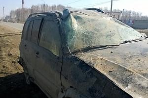 Автомобиль Suzuki Grand Vitara, среднее состояние, 2006 года выпуска, цена 230 000 руб., Челябинск