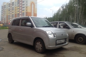 Подержанный автомобиль Suzuki Alto, хорошее состояние, 2007 года выпуска, цена 185 000 руб., Челябинск