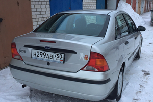Автомобиль Ford Focus, хорошее состояние, 2004 года выпуска, цена 210 000 руб., Московская область
