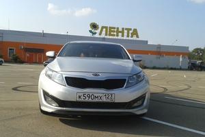Автомобиль Kia K5, отличное состояние, 2011 года выпуска, цена 750 000 руб., Армавир
