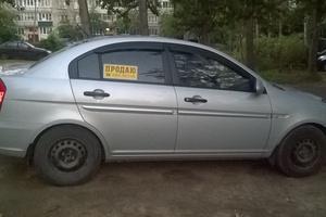 Автомобиль Hyundai Verna, отличное состояние, 2008 года выпуска, цена 250 000 руб., Москва