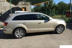 Автомобиль Audi Q7, отличное состояние, 2008 года выпуска, цена 1 250 000 руб., Ростов-на-Дону