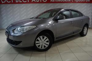 Авто Renault Fluence, 2010 года выпуска, цена 414 000 руб., Москва