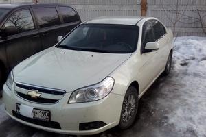 Автомобиль Chevrolet Epica, отличное состояние, 2011 года выпуска, цена 540 000 руб., Люберцы