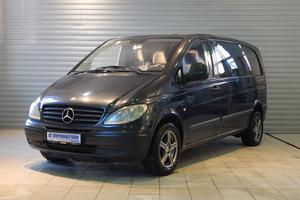 Авто Mercedes-Benz Vito, 2004 года выпуска, цена 450 000 руб., Москва