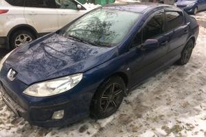 Автомобиль Peugeot 407, отличное состояние, 2006 года выпуска, цена 300 000 руб., Орел