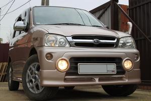 Автомобиль Daihatsu Terios, отличное состояние, 2002 года выпуска, цена 280 000 руб., Москва