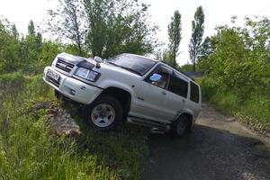 Автомобиль Isuzu Bighorn, хорошее состояние, 1999 года выпуска, цена 450 000 руб., Ростов-на-Дону
