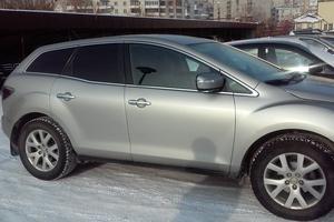 Подержанный автомобиль Mazda CX-7, отличное состояние, 2009 года выпуска, цена 650 000 руб., Миасс