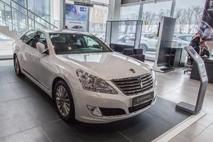 Авто Hyundai Equus, 2015 года выпуска, цена 2 917 000 руб., Москва