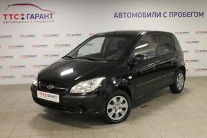 Подержанный автомобиль Hyundai Getz, хорошее состояние, 2009 года выпуска, цена 235 100 руб., Казань