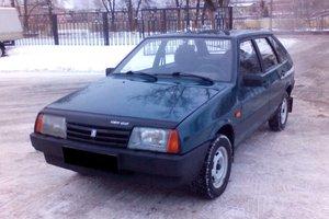 Авто ВАЗ (Lada) 2109, 2003 года выпуска, цена 90 000 руб., Москва