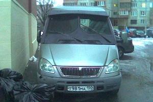 Автомобиль ГАЗ Соболь, среднее состояние, 2007 года выпуска, цена 100 000 руб., Раменское