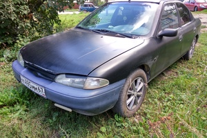 Подержанный автомобиль Ford Mondeo, среднее состояние, 1993 года выпуска, цена 75 000 руб., Смоленск