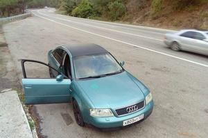 Подержанный автомобиль Audi A6, хорошее состояние, 1998 года выпуска, цена 200 000 руб., Туапсе
