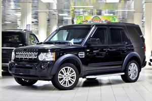 Авто Land Rover Discovery, 2010 года выпуска, цена 1 255 555 руб., Москва