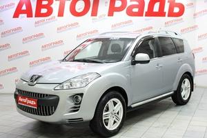 Авто Peugeot 4007, 2010 года выпуска, цена 649 000 руб., Москва