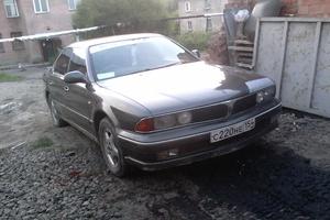 Автомобиль Mitsubishi Diamante, хорошее состояние, 1992 года выпуска, цена 115 000 руб., Новосибирск