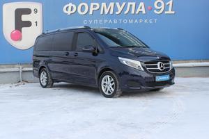 Авто Mercedes-Benz V-Класс, 2016 года выпуска, цена 4 750 000 руб., Москва
