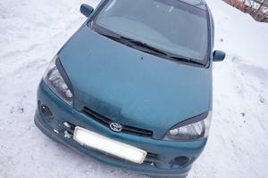 Автомобиль Daihatsu YRV, хорошее состояние, 2000 года выпуска, цена 185 000 руб., Новосибирск