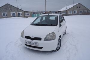 Автомобиль Toyota Vitz, хорошее состояние, 2000 года выпуска, цена 175 000 руб., Барнаул