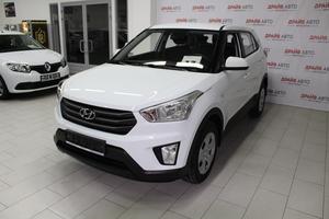 Подержанный автомобиль Hyundai Creta, отличное состояние, 2016 года выпуска, цена 884 000 руб., Казань
