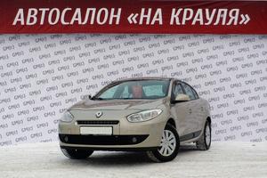 Авто Renault Fluence, 2012 года выпуска, цена 479 196 руб., Екатеринбург