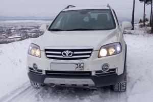 Автомобиль Daewoo Winstorm, хорошее состояние, 2008 года выпуска, цена 575 000 руб., Нижнеудинск