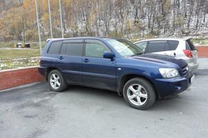 Автомобиль Toyota Kluger, отличное состояние, 2007 года выпуска, цена 850 000 руб., Байкальск