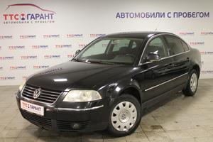 Подержанный автомобиль Volkswagen Passat, хорошее состояние, 2004 года выпуска, цена 250 000 руб., Казань