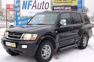 Авто Mitsubishi Montero, 2001 года выпуска, цена 474 500 руб., Наро-Фоминск