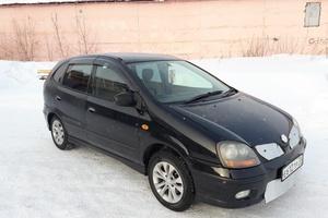 Автомобиль Nissan Tino, хорошее состояние, 2001 года выпуска, цена 230 000 руб., Северск