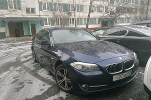 Автомобиль BMW 5 серия, хорошее состояние, 2011 года выпуска, цена 1 200 000 руб., Москва