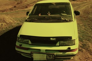 Автомобиль Pontiac Trans Sport, хорошее состояние, 1996 года выпуска, цена 200 000 руб., Гуково