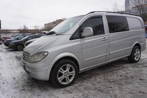 Авто Mercedes-Benz Vito, 2004 года выпуска, цена 445 000 руб., Москва