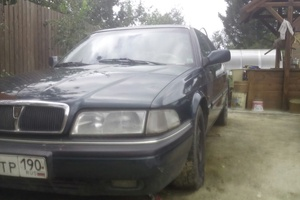 Автомобиль Rover 800 Series, среднее состояние, 1994 года выпуска, цена 70 000 руб., Ярославль