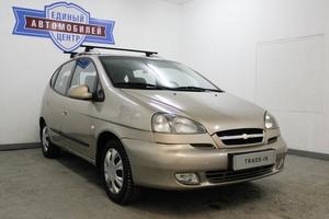 Авто Chevrolet Rezzo, 2007 года выпуска, цена 264 500 руб., Санкт-Петербург
