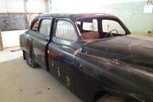 Автомобиль ГАЗ М-12 ЗиМ, среднее состояние, 1960 года выпуска, цена 1 000 000 руб., Крым