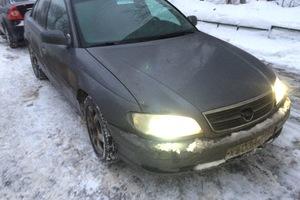 Автомобиль Opel Omega, среднее состояние, 2001 года выпуска, цена 170 000 руб., Москва