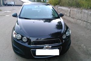 Автомобиль Chevrolet Aveo, отличное состояние, 2013 года выпуска, цена 455 000 руб., Смоленск
