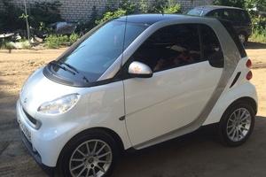 Подержанный автомобиль Smart Fortwo, хорошее состояние, 2009 года выпуска, цена 420 000 руб., Люберцы