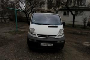 Автомобиль Opel Vivaro, хорошее состояние, 2002 года выпуска, цена 450 000 руб., Крым