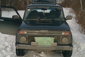 Подержанный автомобиль ВАЗ (Lada) 4x4, отличное состояние, 2012 года выпуска, цена 270 000 руб., Челябинск