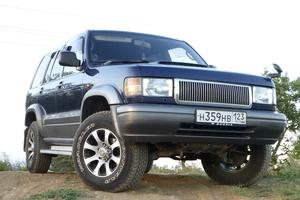 Автомобиль Isuzu Bighorn, хорошее состояние, 1997 года выпуска, цена 420 000 руб., Краснодар