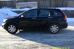 Автомобиль Honda CR-V, отличное состояние, 2008 года выпуска, цена 780 000 руб., Челябинск