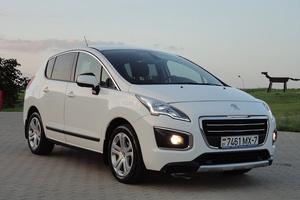 Подержанный автомобиль Peugeot 3008, отличное состояние, 2014 года выпуска, цена 960 000 руб., Смоленск