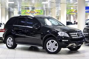 Авто Mercedes-Benz M-Класс, 2011 года выпуска, цена 1 455 555 руб., Москва